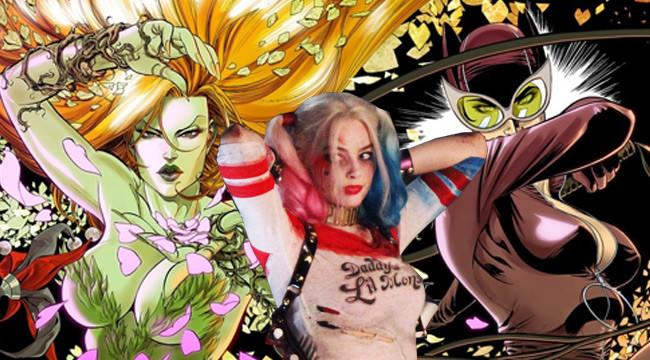 Margot Robbie as Harley Quinn to lead 'Gotham City Sirens' movie