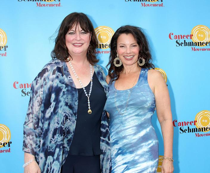 Fran Drescher And Friends 2015 NYC Gay Pride Kick Off And Father's Day Celebration (Laura Cavanaugh / FilmMagic)