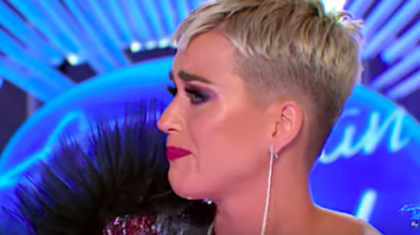 Once-Paralyzed Singer Makes Katy Perry Weep On 'American Idol'