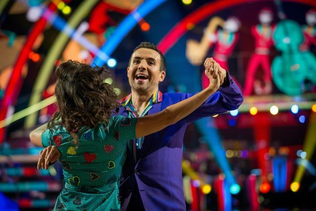 Will Bayley suffered injury while appearing on Strictly Come Dancing