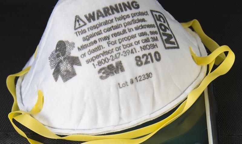 3M pushes back on Trump administration order to stop sending N95 masks to Canada