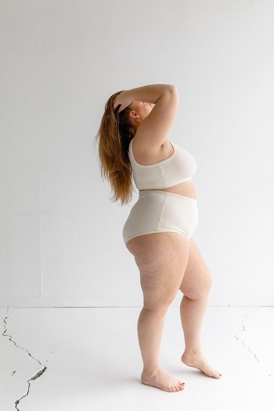 <p>We have seen the <span>Shop Arq High-Rise Undies</span> ($28) all over social media and can't wait to get our hands on a pair. They're made from 92 percent organic cotton, and they won't cut into your body.</p>