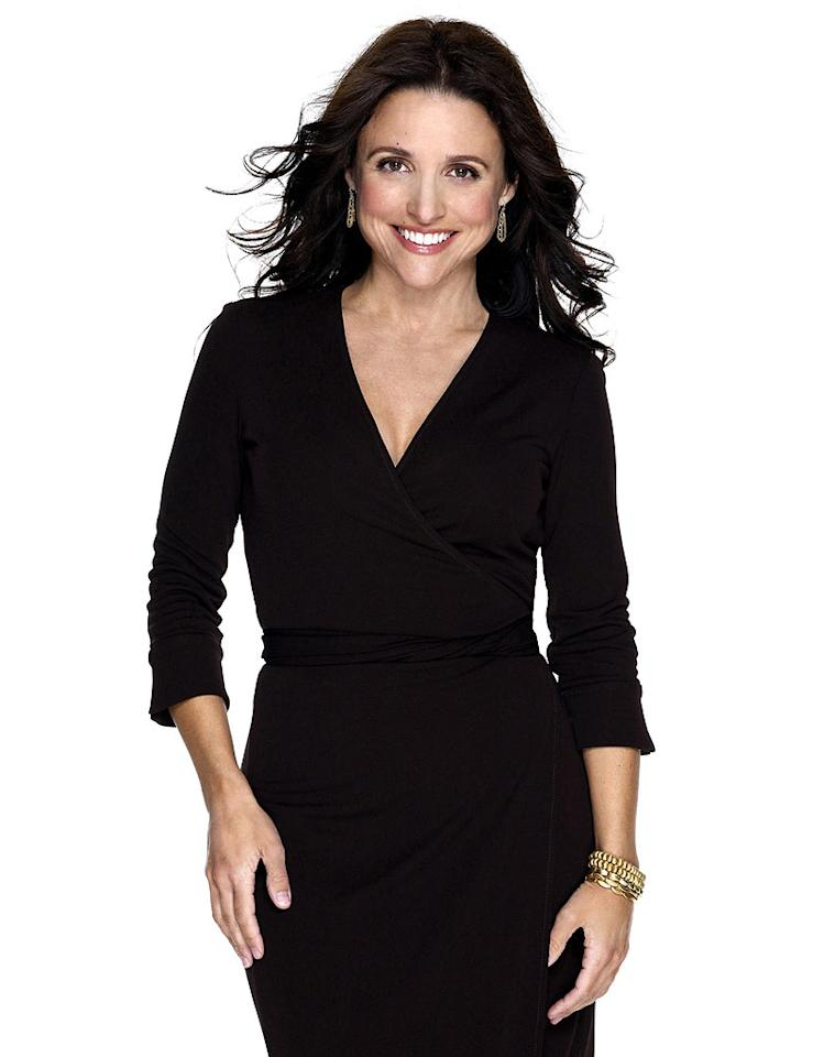 "2007 Emmy Awards: <a href=""/julia-louis-dreyfus/contributor/29684"">Julia Louis-Dreyfus</a> nominated for Lead Actress (Comedy) for her role as Christine Campbell in <a href=""/the-new-adventures-of-old-christine/show/37778"">The New Adventures of Old Christine</a>."