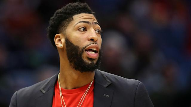 Anthony Davis is a free agent at the end of 2019-20 and the NBA All-Star's future could be outside of Los Angeles.