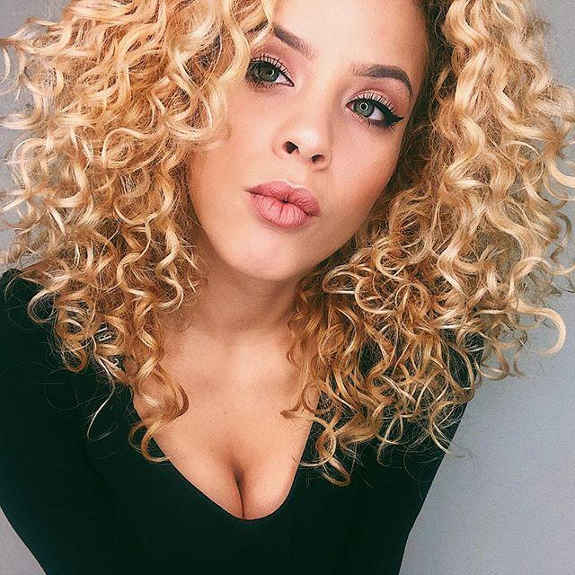 """<p>Rather than jumping from blonde to brown, Condorso recommends considering just choosing a different tone of blonde like a honey or light toffee color. </p><p><a href=""""https://www.instagram.com/p/BiX-JcbgT-3/?utm_source=ig_embed&utm_campaign=loading"""" rel=""""nofollow noopener"""" target=""""_blank"""" data-ylk=""""slk:See the original post on Instagram"""" class=""""link rapid-noclick-resp"""">See the original post on Instagram</a></p>"""