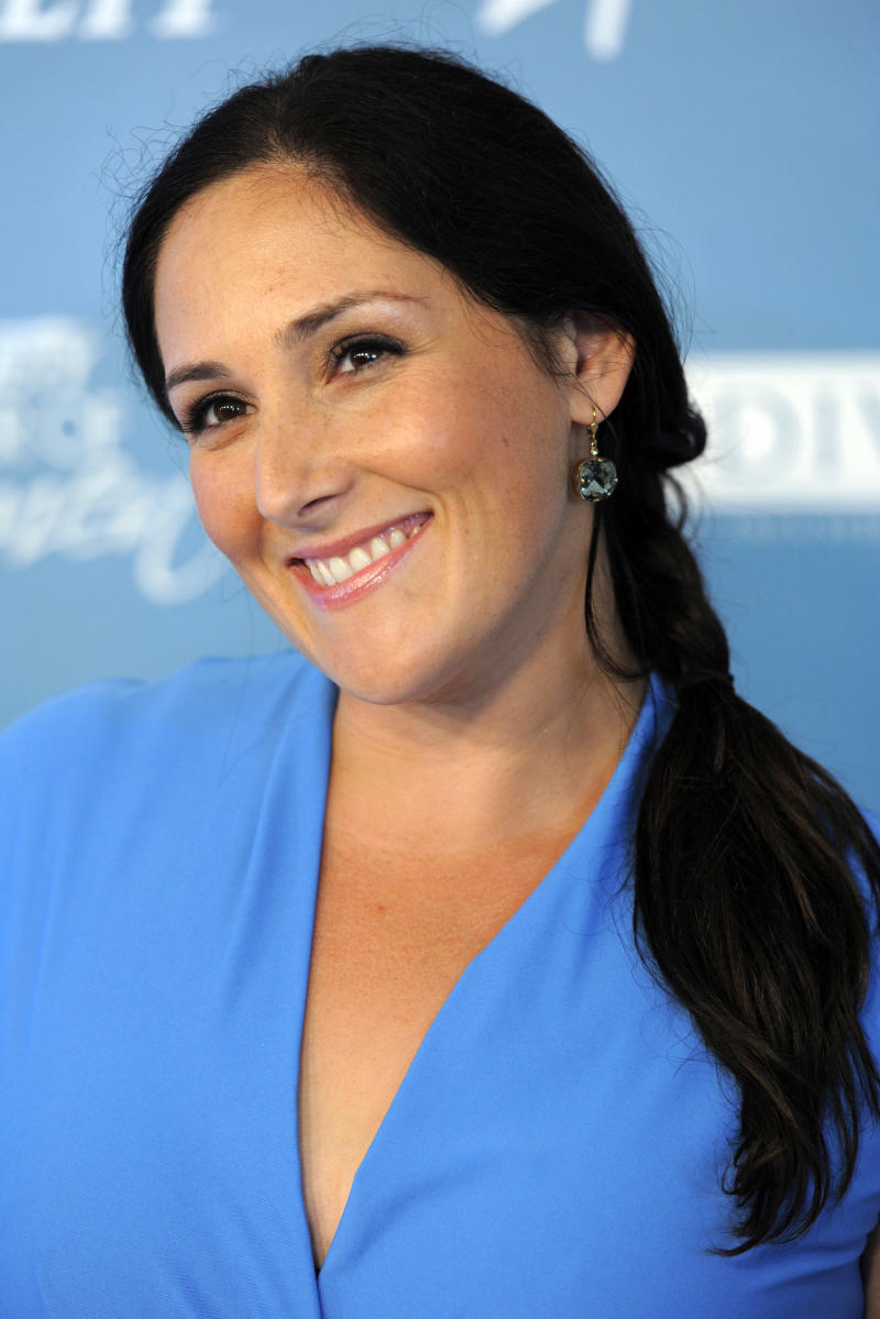 In this Sept. 30, 2010 photo, Ricki Lake arrives for Variety's 2nd Annual Power of Women Luncheon in Beverly Hills, Calif. The actress and talk show host has signed with Atria Books for a memoir scheduled to come out in spring 2012, when her new talk show launches, according to The Associated Press, Monday, May 16, 2011. (AP Photo/Chris Pizzello)