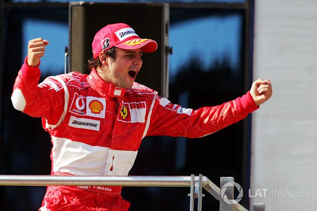 "Felipe Massa (11 victorias) <span class=""copyright"">Sutton Motorsport Images</span>"