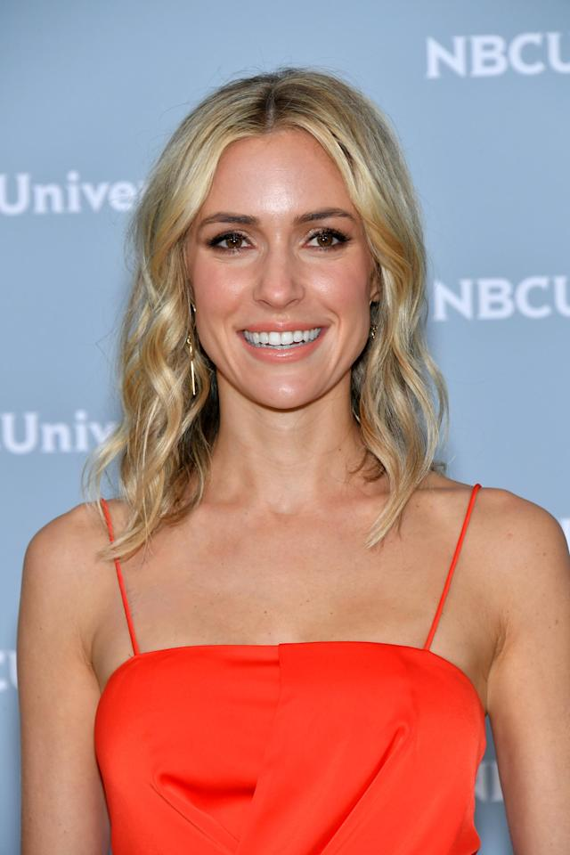 Kristin Cavallari has angered some vegans. (Photo: Mike Coppola/NBCUniversal/NBCU Photo Bank)
