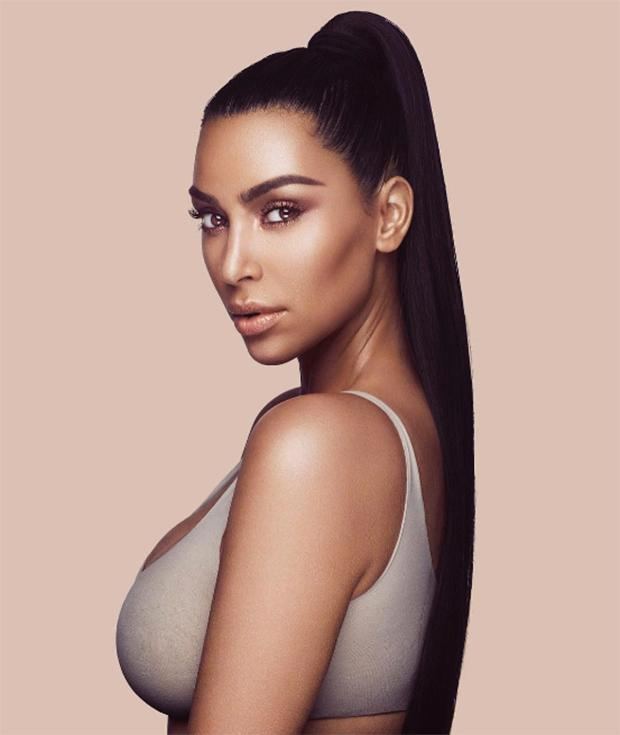 "<p>Kim Kardashian was <a href=""https://www.yahoo.com/celebrity/kim-kardashian-responds-blackface-allegations-learned-200019587.html"" data-ylk=""slk:accused of using blackface;outcm:mb_qualified_link;_E:mb_qualified_link"" class=""link rapid-noclick-resp newsroom-embed-article"">accused of using blackface</a>in a promotional photo to promote her new makeup line. However, the star said it wasn't what it looked like (literally). <span>""I would obviously never want to offend anyone… I was really tan when we shot the images, and it might be that the contrast was off,"" Kardashian later explained. ""We saw the problem, and we adapted and changed right away. Definitely I have learned from it."" </span>(Photo: KKW Beauty) </p>"