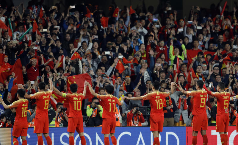 Chinese soccer missing targets on its 2020 Action Plan
