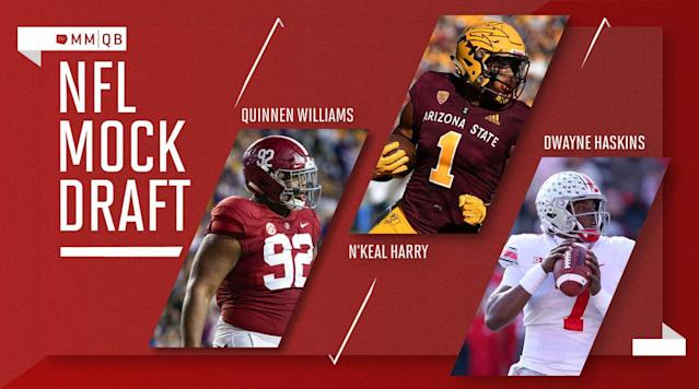 2019 NFL Mock Draft 2.0: Bosa to San Francisco, QBs to Tampa and Denver
