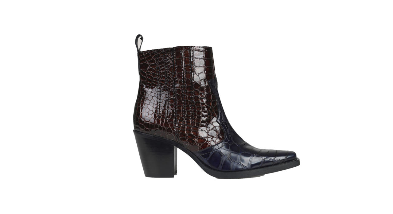 "<p>For those of you willing to splurge this season, add Ganni's most coveted boots to the top of your wish list. <em><a rel=""nofollow"" href=""https://www.ganni.com/en/callie-ankle-boots-S0748.html?dwvar_S0748_color=Ganache#cgid=dw-01-13-02&g=g&page=0-4&start=4"">Shop now</a>.</em> </p>"
