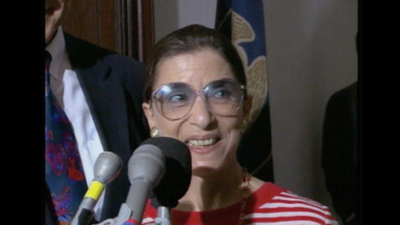 Ruth: Justice Ginsburg In Her Own Words
