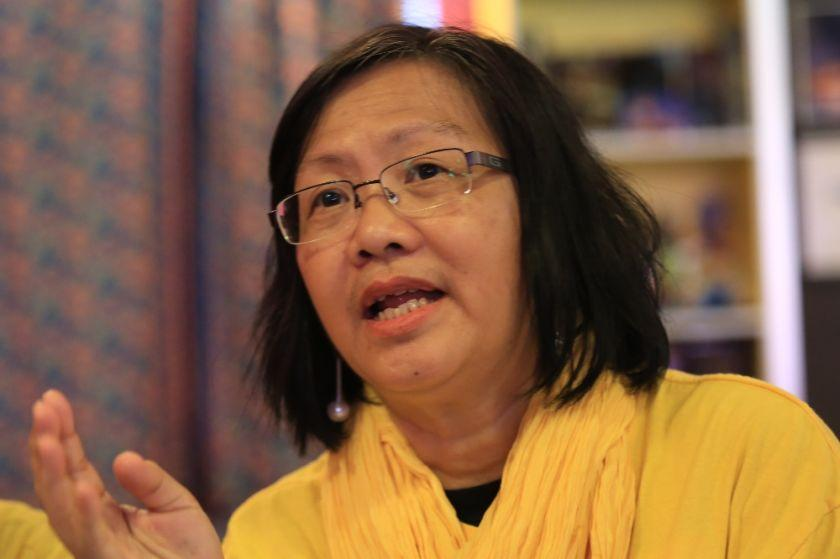Bersih 2.0 chairman Maria Chin Abdullah claimed that a group of voters had submitted details on the transfer of thousands of voters from their respective constituencies to the Election Commission, which has yet to respond to the issue. — Picture by Saw Siow Feng