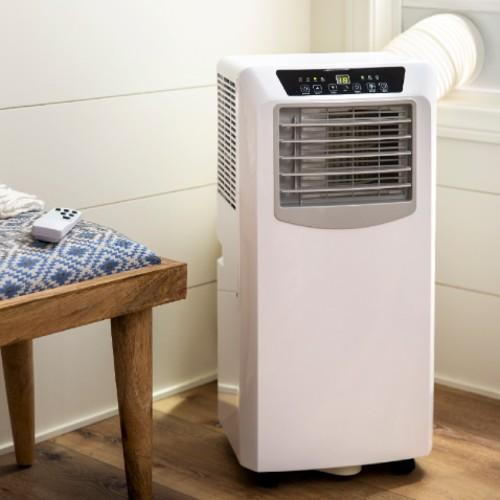 Best Choice Products 3-in-1 10,000 BTU Portable Compact Air Conditioner AC Cooling Fan. (Photo: Walmart)
