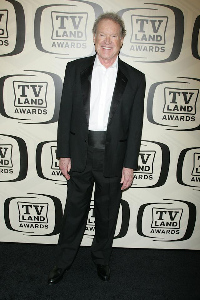 Charles Kimbrough arrives at the 10th Annual TV Land Awards at the Lexington Avenue Armory on April 14, 2012 in New York City.