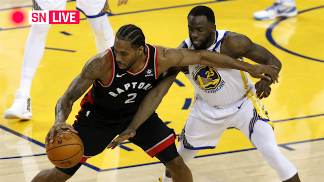 The Toronto Raptors held on in a wild fourth quarter to claim their first NBA championship.