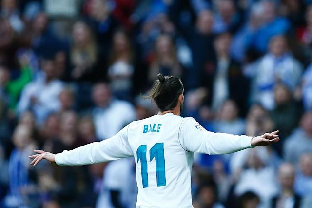 Wales manager Ryan Giggs is backing Gareth Bale to make a big impact in the Champions League final between Real Madrid and Liverpool (AFP Photo/Benjamin CREMEL)