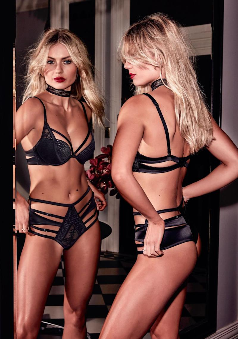 She she poses up a storm to promote the new Vamp campaign. Source: Bras N Things