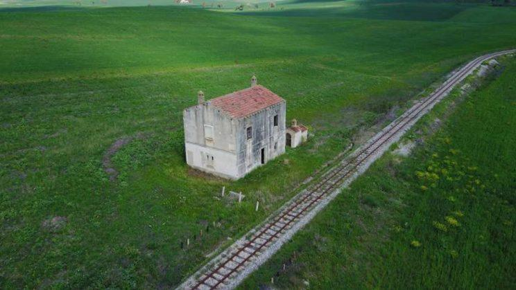 Many of the properties sit alongside ancient tracks in out of the way locations (Facebook/Italian Ministry of Infrastructure & Transport)
