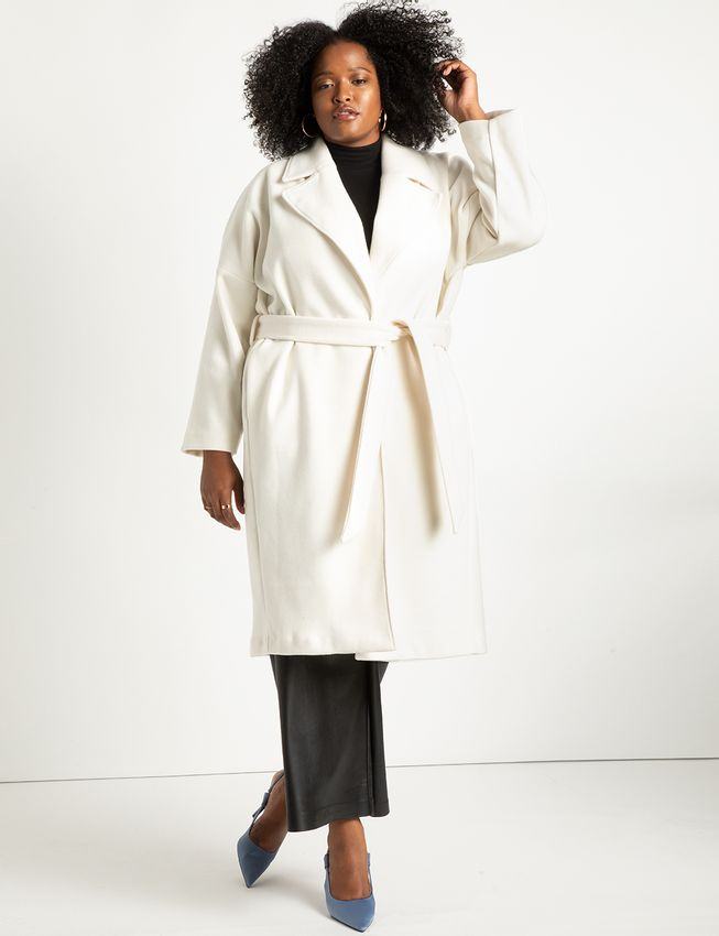 """<br><br><strong>Eloquii</strong> Relaxed Robe Coat, $, available at <a href=""""https://go.skimresources.com/?id=30283X879131&url=https%3A%2F%2Fwww.eloquii.com%2Frelaxed-robe-coat%2F1258195.html"""" rel=""""nofollow noopener"""" target=""""_blank"""" data-ylk=""""slk:Eloquii"""" class=""""link rapid-noclick-resp"""">Eloquii</a>"""