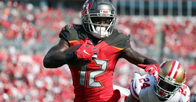 Chris Godwin making an impact on and off the field