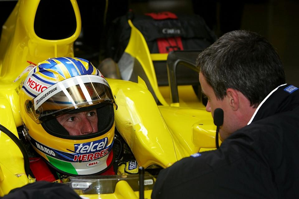 When a Champ Car winner's F1 career lasted one lap