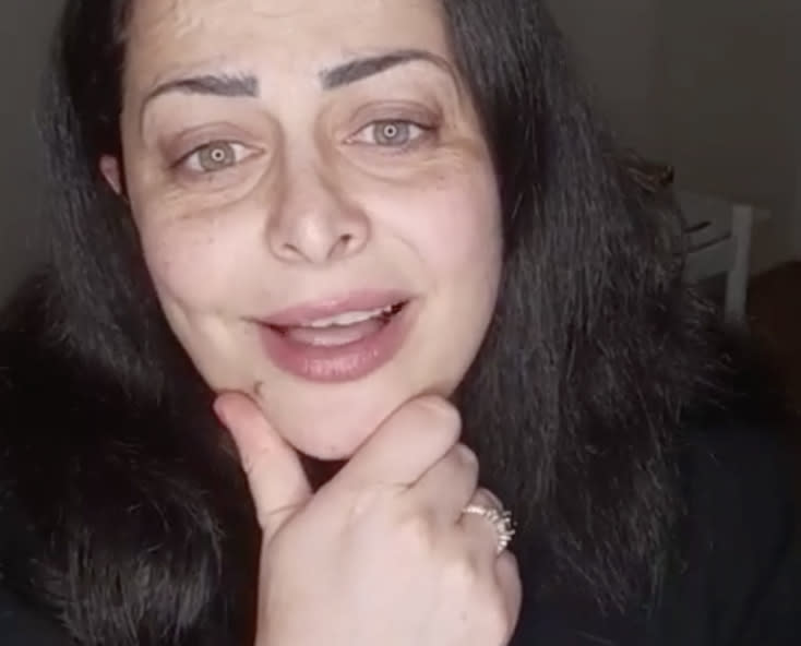 Joumana Najem is pictured.