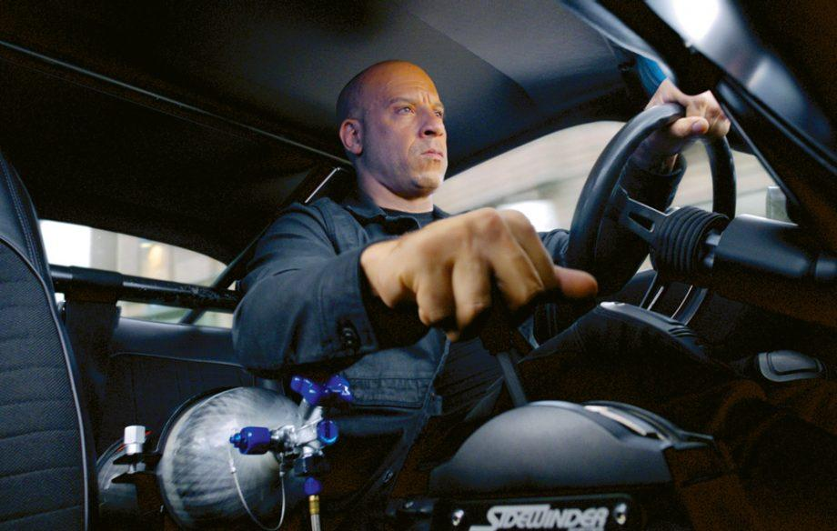 Vin Diesel in The Fate of the Furious (Credit: Universal)