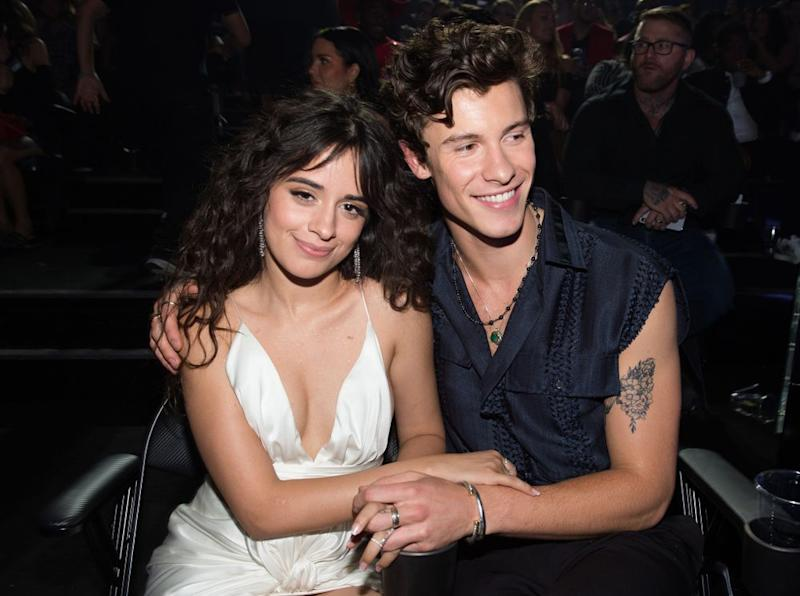 Camila Cabello says there's always been chemistry with Shawn Mendes