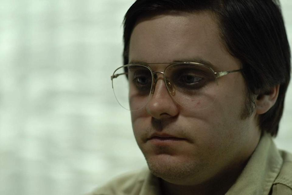 Jared Leto as Mark Chapman. (Photo: )