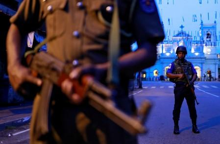 Charge Sri Lankan police chief and ex-defence secretary over bombings: attorney general