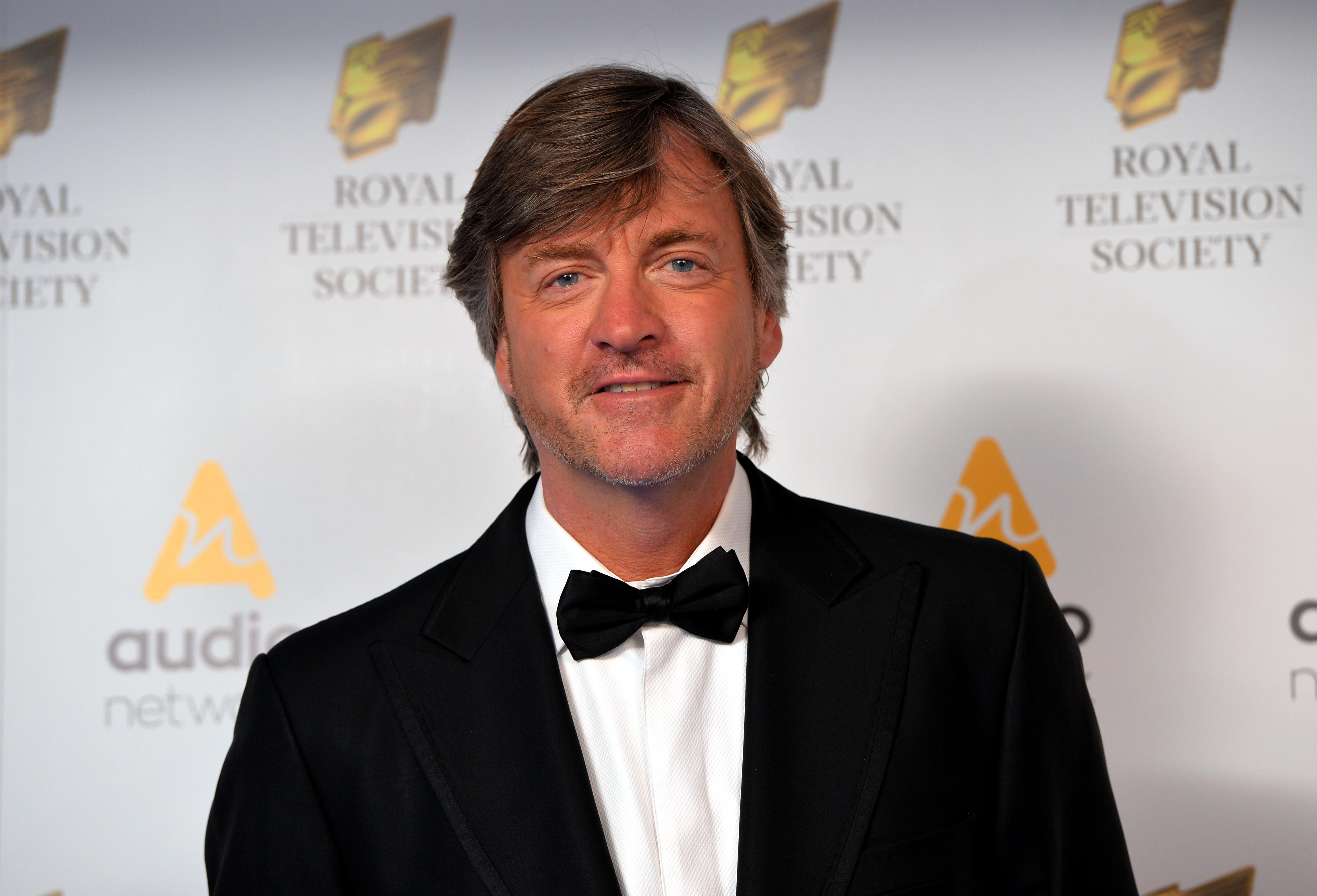 Richard Madeley attending the 2016 Royal Television Society Programme Awards, Grosvenor House Hotel, Park Lane, London. PRESS ASSOCIATION Photo. Picture date: Tuesday March 22, 2016. See PA story SHOWBIZ Awards. Photo credit should read: Dominic Lipinski/PA Wire