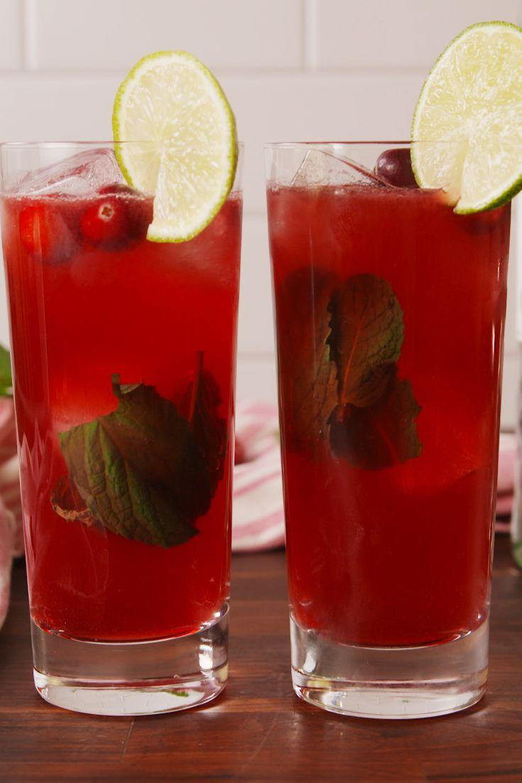 "<p>Cranberry Mojitos is the holiday drink you need.</p><p>Get the recipe from <a href=""https://www.delish.com/cooking/recipe-ideas/recipes/a57116/cranberry-mojitos-recipe/"" rel=""nofollow noopener"" target=""_blank"" data-ylk=""slk:Delish"" class=""link rapid-noclick-resp"">Delish</a>.</p><p><strong><em><a class=""link rapid-noclick-resp"" href=""https://go.redirectingat.com?id=74968X1596630&url=https%3A%2F%2Fdrizly.com%2Fbacardi-superior-rum%2Fp1804&sref=https%3A%2F%2Fwww.delish.com%2Fentertaining%2Fg3033%2Fcranberry-cocktails%2F"" rel=""nofollow noopener"" target=""_blank"" data-ylk=""slk:BUY NOW"">BUY NOW</a> Bacardi Superior Rum, $26, <span class=""redactor-unlink"">drizly.com</span></em></strong></p>"
