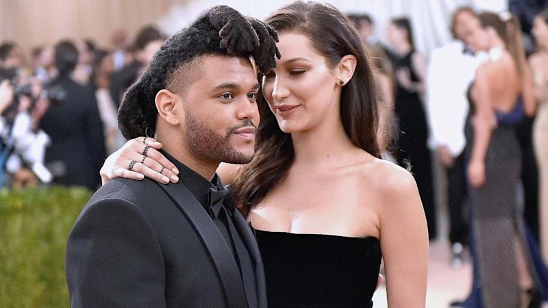 Inside Bella Hadid and The Weeknd's 'Flirty' Night Together at Her Birthday Party