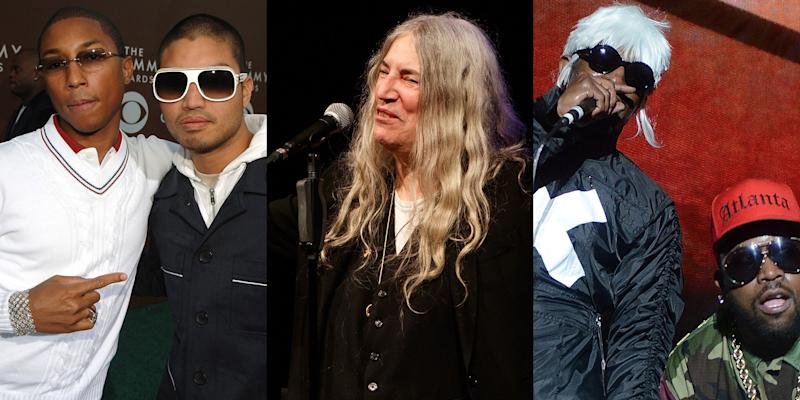 OutKast, the Neptunes, Patti Smith, R.E.M., More Nominated for Songwriters Hall of Fame 2020