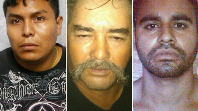 Alleged Mexican Drug Cartel Thugs Kidnap American 'Courier' in SC