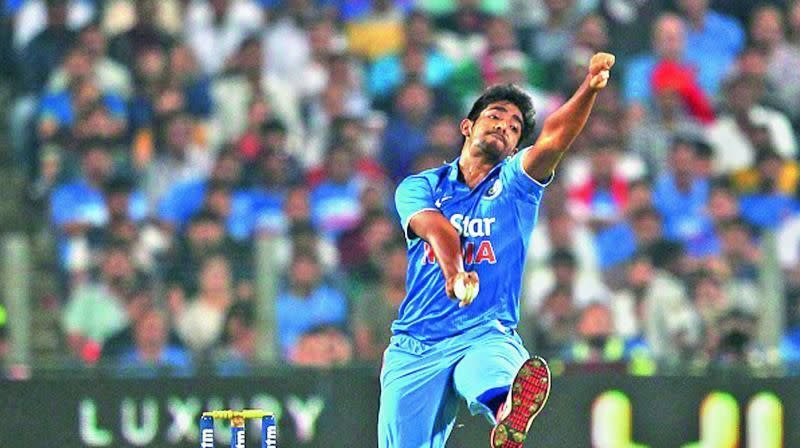 Bumrah - The No 1 ODI bowler in the World