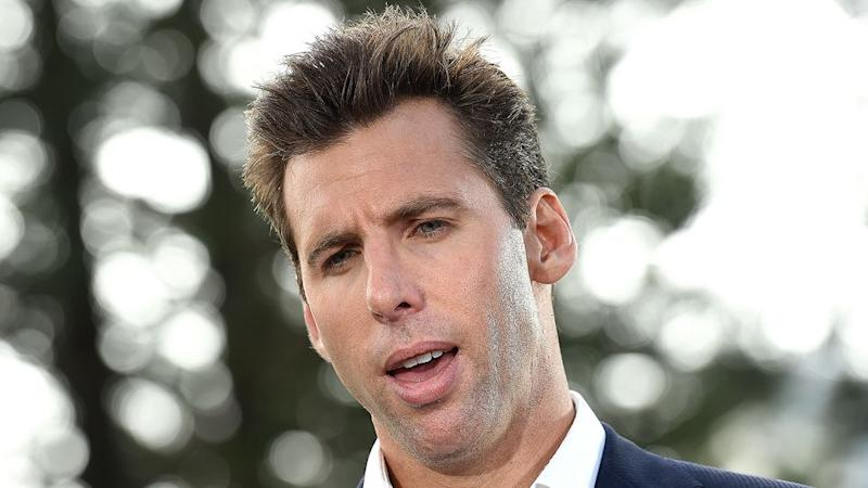 Out of the pool, Hackett has been in the spotlight repeatedly since ending his decorated swimming career. Picture: AAP