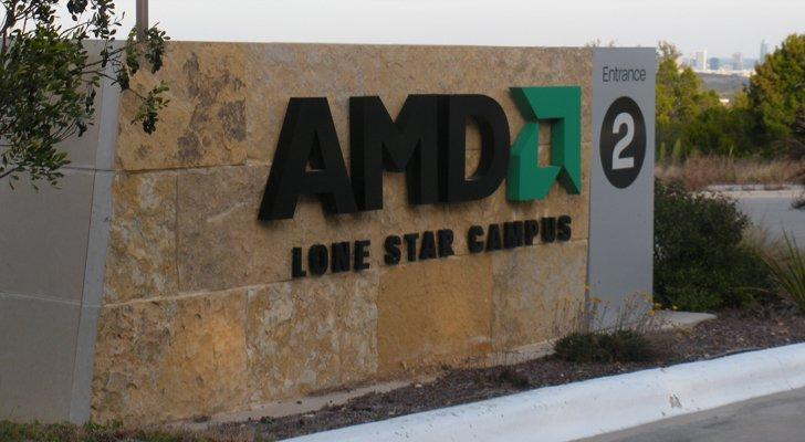 The Perfect Spot to Buy AMD Stock