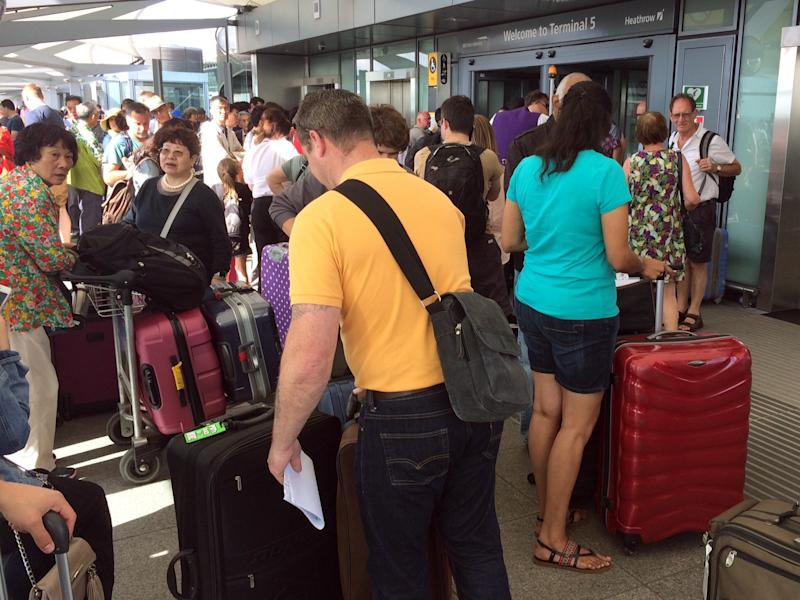 British Airways and Iberia travelers face third day of delays and cancellations