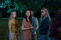 """<p>A group of wealthy teenagers find themselves in a version of their town where all the adults have vanished, and they start forging their own rules.</p> <p><a href=""""http://www.netflix.com/title/80197989"""" class=""""link rapid-noclick-resp"""" rel=""""nofollow noopener"""" target=""""_blank"""" data-ylk=""""slk:Watch The Society on Netflix now."""">Watch <strong>The Society</strong> on Netflix now.</a></p>"""