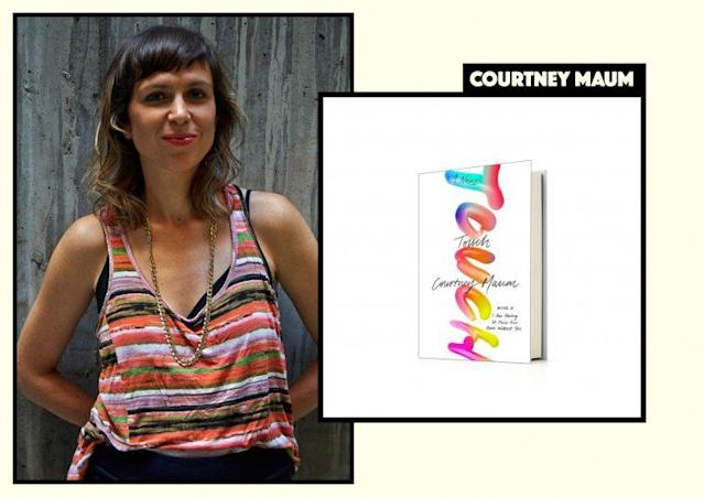 "Courtney Maum, author of ""Touch,"" out this week. (Photo: Colin Lane)"