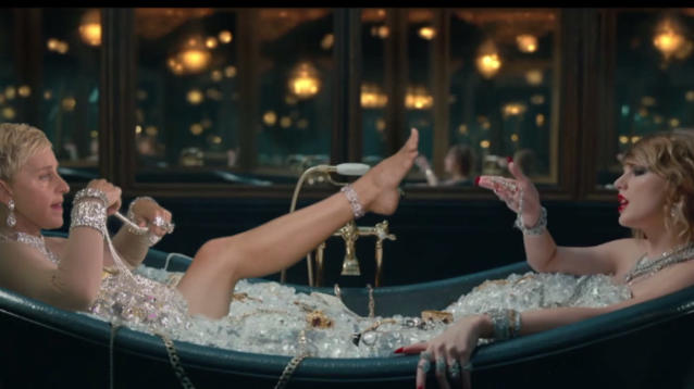 Alert, Taylor Swift haters: You'll probably like this music video better.