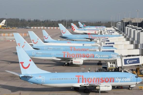 British tourists left stranded as plane leaves three hours early