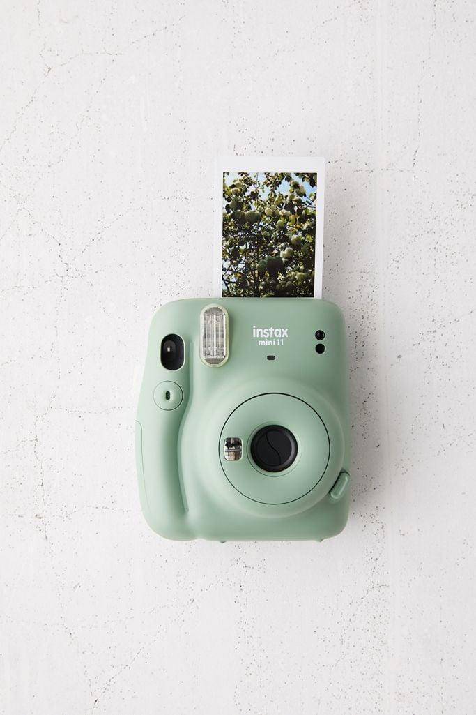 <p>Sure, iPhone photos are great, but they're a dime a dozen. The <span>Fujifilm UO Exclusive Instax Mini 11 Instant Camera</span> ($79) ensures your teen will get some priceless physical snaps as well.</p>