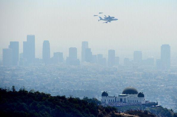 <p>If you were living in Los Angeles in 2012, you definitely remember when the Space Shuttle Endeavor made its way to the California Science Center. </p>