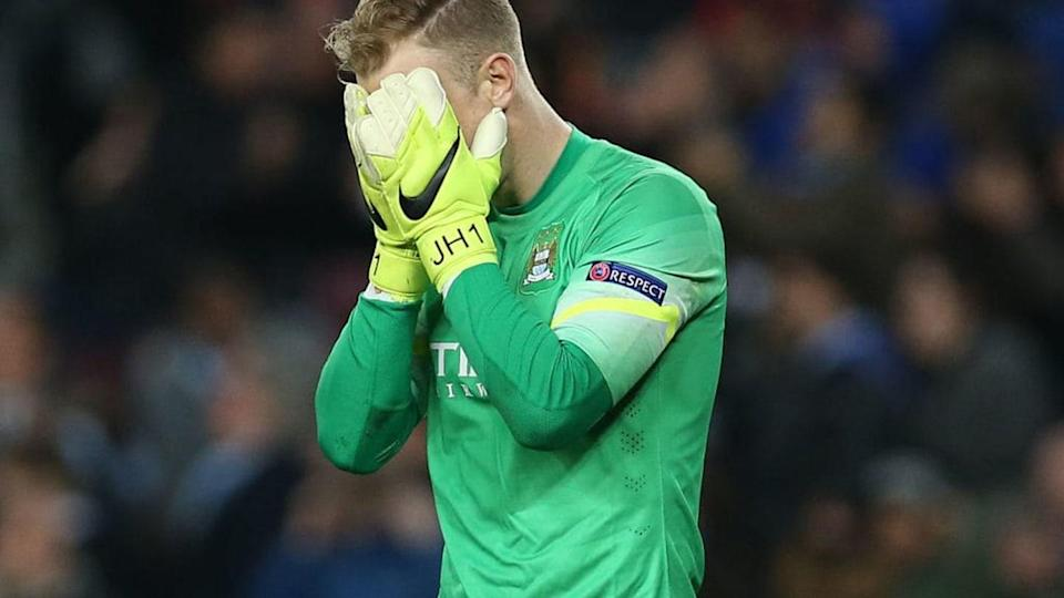 Joe Hart | Ian MacNicol/Getty Images