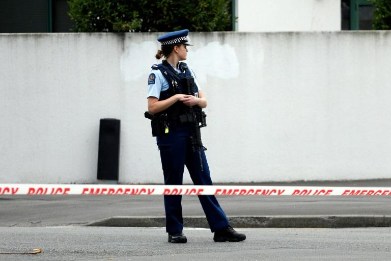 Jacinda Ardern said the gunman, a 28-year-old Australian, obtained a gun licence in November 2017 Attacks on two Christchurch mosques left at least 49 dead on March 15, with one gunman -- identified as an Australian extremist -- apparently livestreaming the assault that triggered the lockdown of the New Zealand city