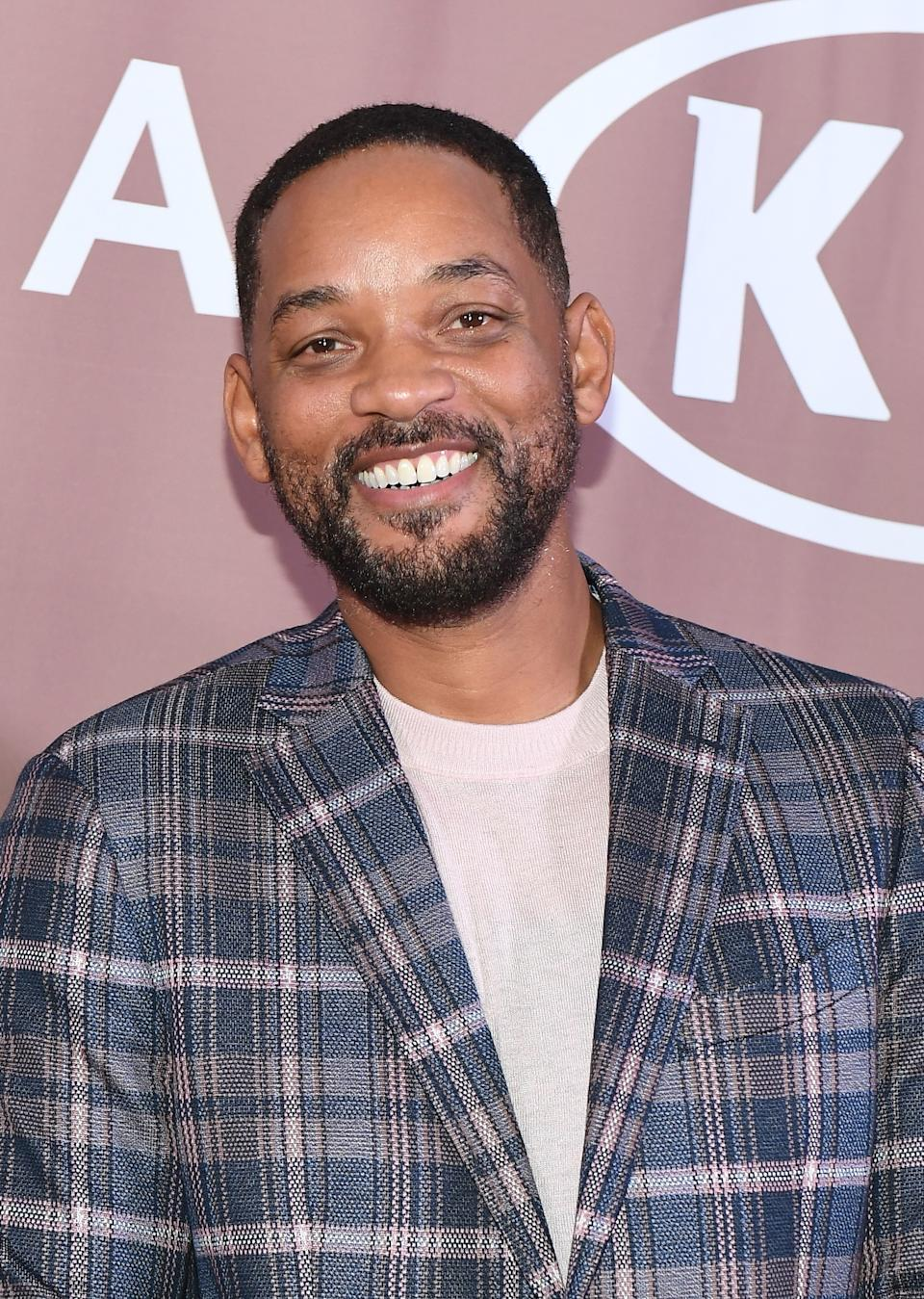 ATLANTA, GEORGIA - JANUARY 18:  Will Smith attends 2020 Salute to Greatness Awards Gala at Hyatt Regency Atlanta on January 18, 2020 in Atlanta, Georgia. (Photo by Paras Griffin/Getty Images)